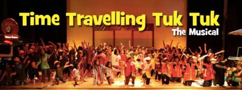 Time Travelling Tuk Tuk